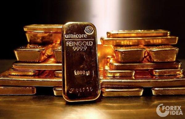 Золото прогноз цен на март 2017 года