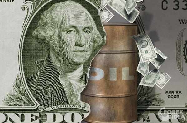 Почему падает нефть и доллар сегодня
