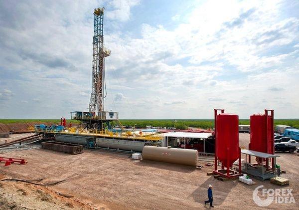 Курс нефти Брент и сланцевая добыча