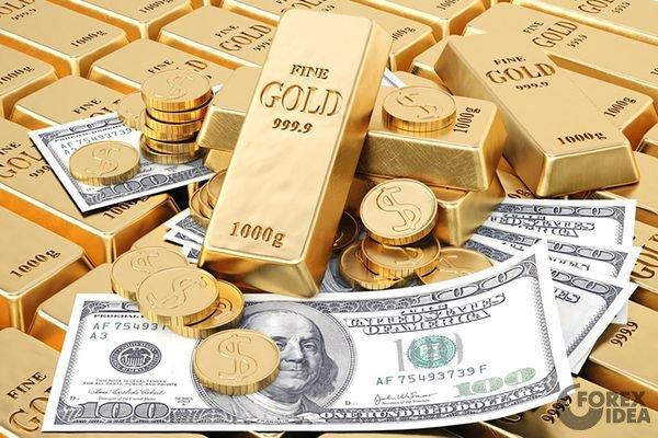 Курс золота рухнул в пятницу на 2.5% из-за сильного отчета по рынку труда